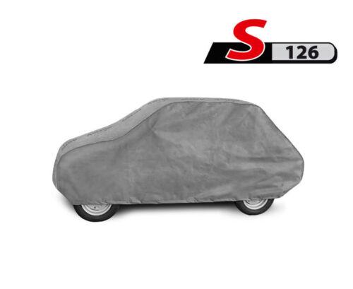 FIAT 126 AUTOPLANE AUTOABDECKPLANE VOLLGARAGE GANZGARAGE S126