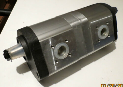 SA P //PA Fördervol 16 und 14  cm³ Hydraulikpumpe  für Fendt Farmer  S LS