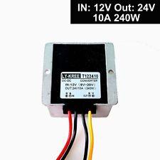 DC 12v to 24v Step up Converter Regulator 10a 240w Power Supply Adapter for