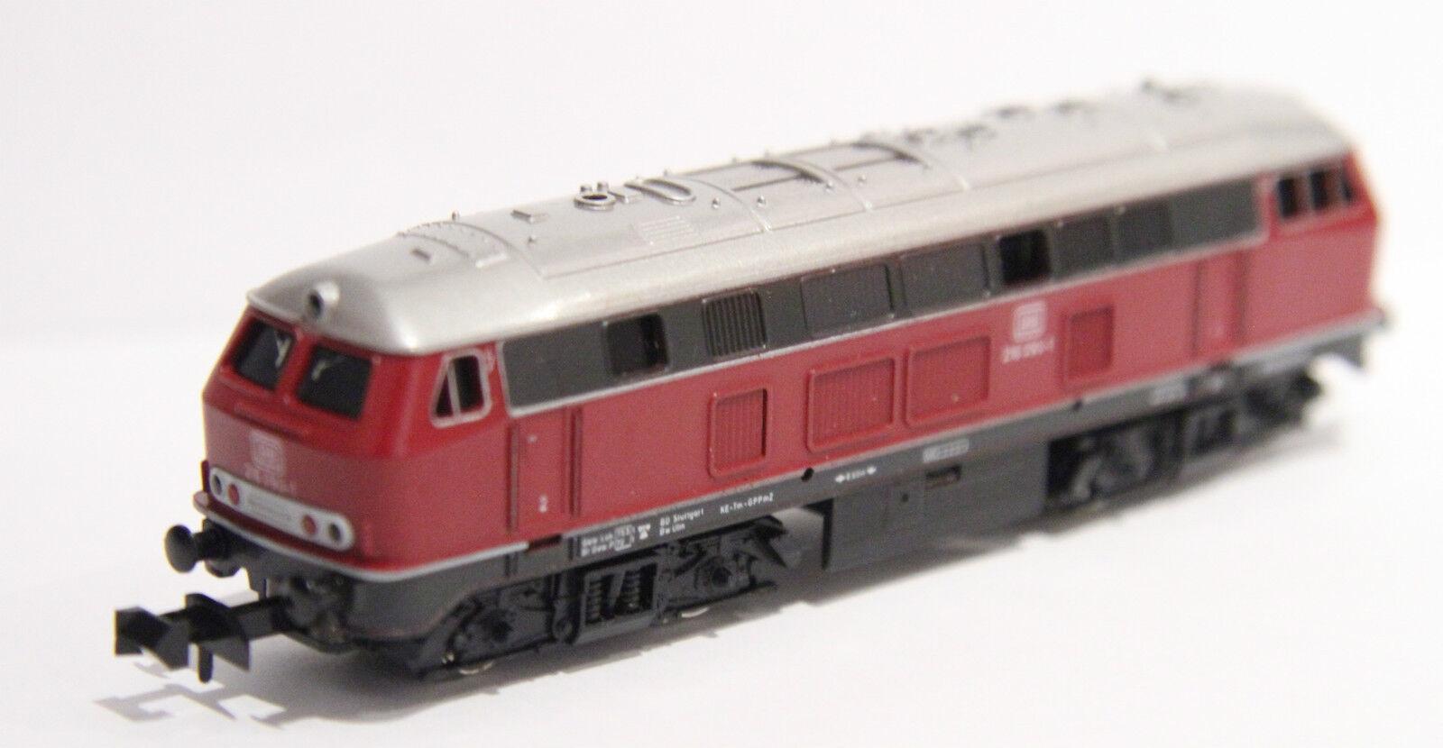 MINITRIX Diesellok Lokomotive BR 216 21295900 (V 160)  | Wir haben von unseren Kunden Lob erhalten.