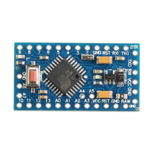 10PCS Mini ATMEAG328 3.3V 8Mhz Replace ATmega128 For Arduino Pro Compatible BBC