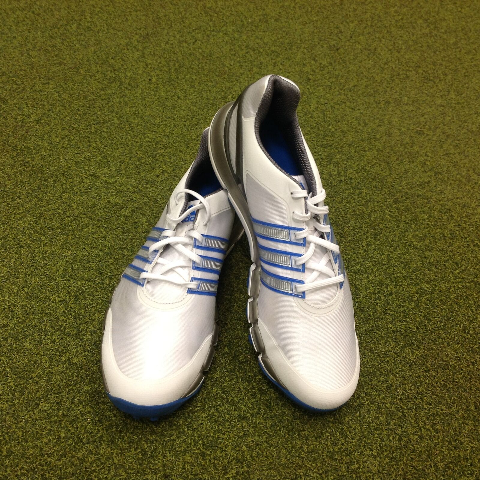 Scarpe casual da uomo NUOVO Adidas 360 Gripmore SPORT Pure Impermeabile Scarpe Da Golf-misure US 9.
