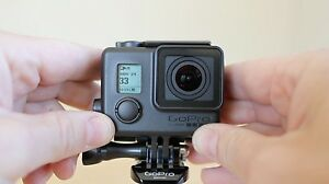 Gopro Hero 4 BLACK Edition 4K Action Camera Camcorder With Remote Control