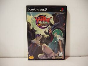 Vampire Darkstalkers Collection Sony Playstation 2 PS2 Jap NTSC