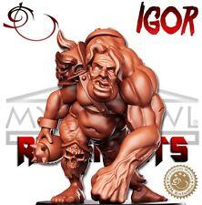 Rn estudio Igor Revenants Vampiro reproductor de estrella de equipo