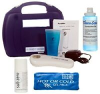Personal Care Package1000 Ultrasound-3oz Sub Zero,8 Oz Therasonic,5x10 Cold Pack