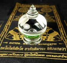 SARIRA PHRA TATH / THAD / THAT BUDDHA RELIC STUPA GREEN AA / TEMPLE WAT MAHATHAT