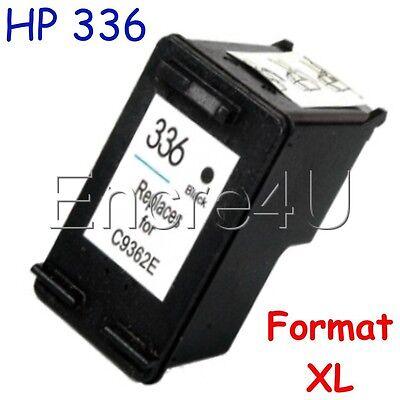Cartouches d'encre compatibles série HP 336 XL et HP 342 XL ( Noir / Couleurs )