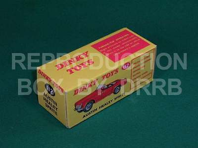 Reproduction Box by DRRB Dinky #674 Austin Champ