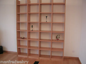 b cherregal kirschbaum regalwand wohnwand kirsche regal. Black Bedroom Furniture Sets. Home Design Ideas