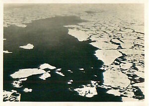 LZ-127-Graf-Zeppelin-Franz-Josef-Land-Arctic-trip-Dirigible-AIRSHIP-CARD-30s