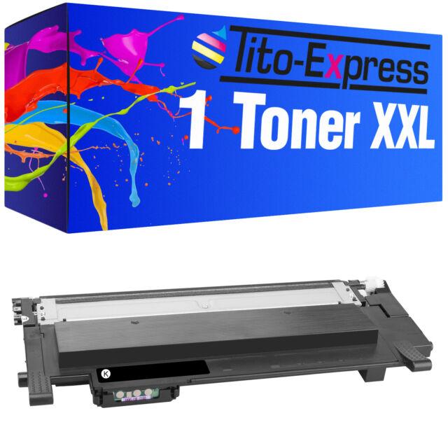 1 Toner XXL Black ProSerie für Samsung Xpress C 430 C 430 W C 480 W CLT-K404S