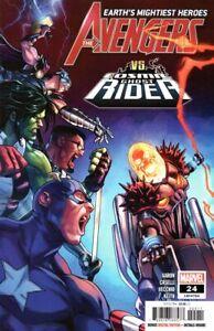 Avengers-2018-Series-24-Nm-Marvel-comic-GHOST-RIDER