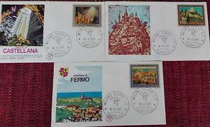 francobolli buste F.D.C. - Italia - francobolli buste F.D.C. - Italia
