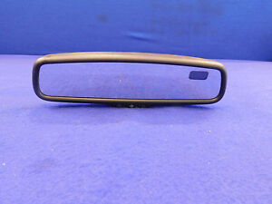 05 06 07 08 09 Mustang Convertible Lighted Interior Mirror