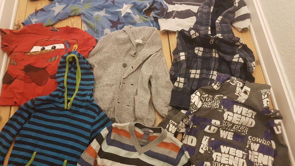 Blandet tøj, Børnetøj i str 98-104, Diverse