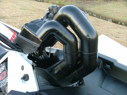 TriangleATV RISER SNORKEL KIT 2013-2019 Polaris Scrambler 850//1000 ATV