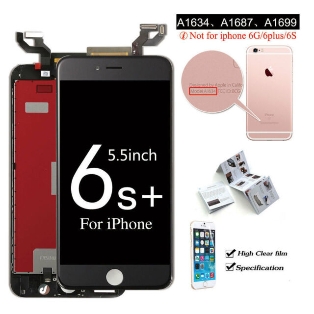 Lcd Display 3d Touch Screen Digitizer Replacement Parts For Iphone