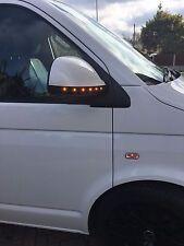 VW Transporter T5 - T6 Door Mirror Indicator Upgrade