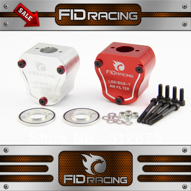 Fid CNC alloy shock boot cap for Losi 5IVE-T 5T 1//5 rc car gas