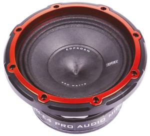 "singles Edge 6/"" Pro Audio de rango medio nuevo Producto Descontinuado edpro 6M-E4"