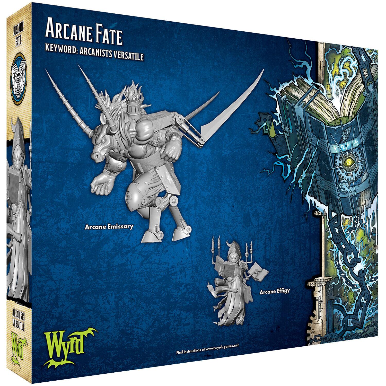 marcas de diseñadores baratos Pre-order Malifaux M3E Arcane Fate Box plastic plastic plastic Wyrd miniatures 32mm new  ¡envío gratis!