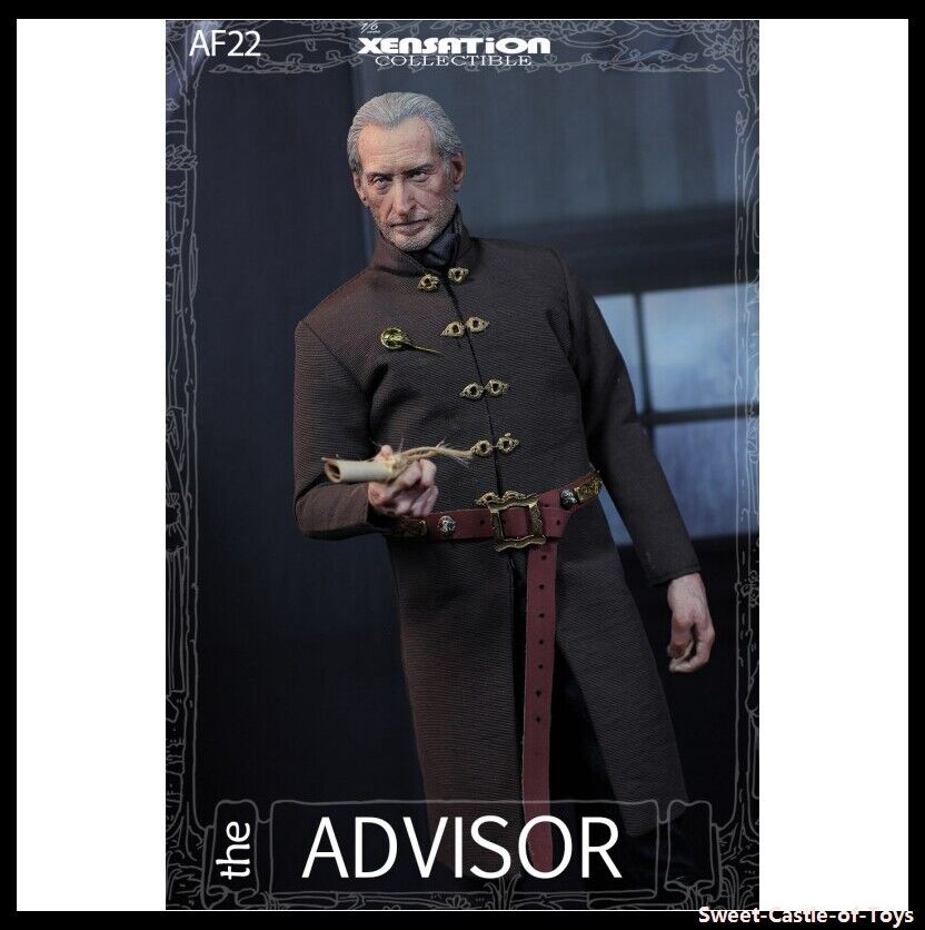 1 6 Xensation Action Figure - The Advisor AF22 Toy In Stock now