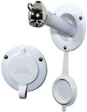 New Recessed Exterior Shower scandvik 10750p Vertical Mt. Recessed Shower