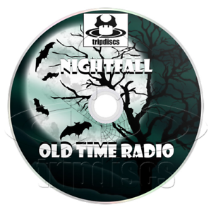 Details about NIGHTFALL - Old Time Radio (OTR) Horror MP3 CD      ScARy  gHoST sToRy Audiobooks