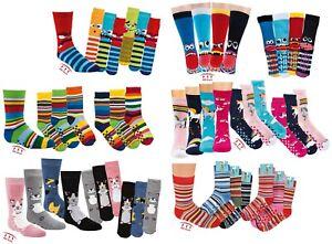 3-Paar-Kinder-Jungen-Madchen-ABS-Stopper-Socken-Fliesenflitzer-Gr-19-22-39-42