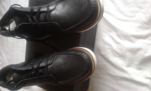 Taglia Firetrap 10 Boots Black Bnwb Mens HBU1qIgW