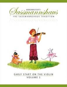 Utile Early Start Sur Le Violon, Vol.1-afficher Le Titre D'origine Vous Garder En Forme Tout Le Temps