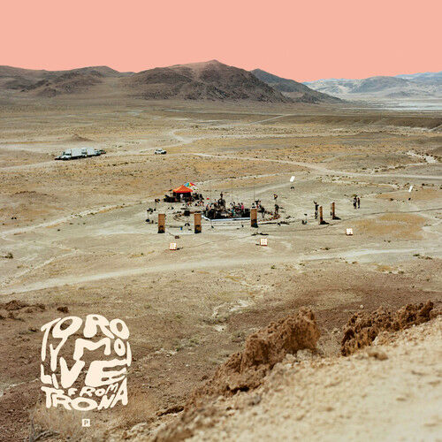 Toro y Moi - Live from Trona [New Vinyl LP] Digital Download
