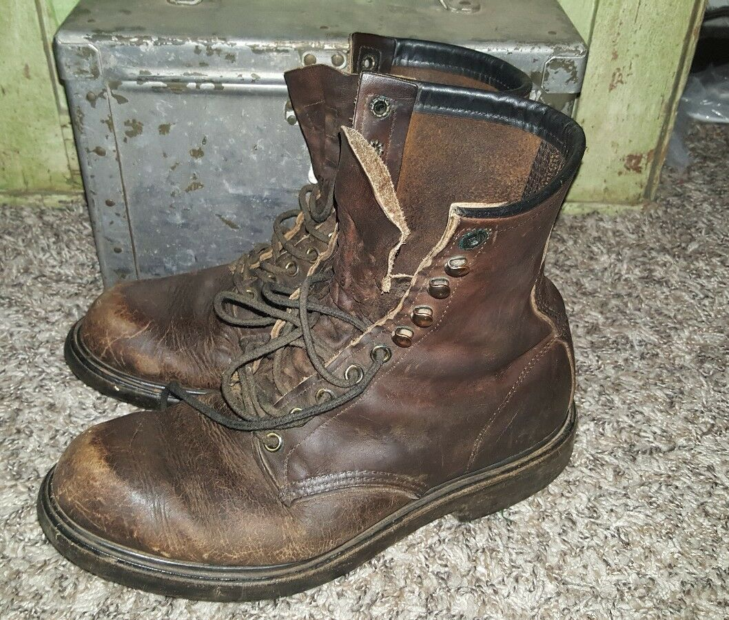 Vintage 1950s, 1960s RED WING BOOTS Size 8.5 Mens