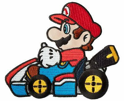 Super Mario World Kart Banana Peel Iron On Patch