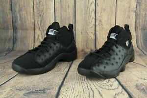 6364e8dbcf1 Nike Air Jordan Jumpman Team II Basketball Shoes Black 819175-011 ...