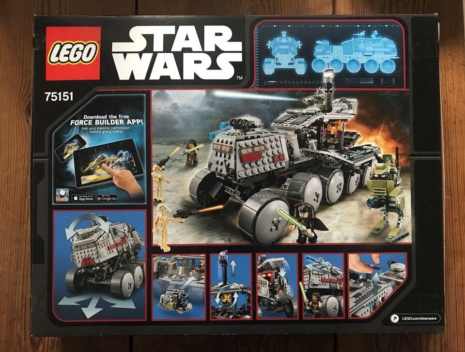 Lego Star Wars, Clone Turbo Tank