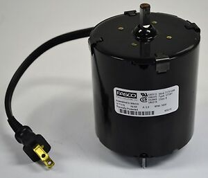 Fasco u73b1 electric motor 115v 60 hz 2 0 a 1600 rpm 3 for 1 5 hp 120v electric motor