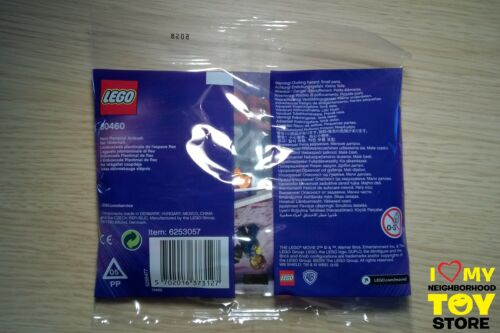 - NEW 2019 LEGO 30460 POLYBAG TLM2 AGGUATO REX/'S PLANTIMAL AMBUSH IN STOCK