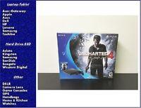 Sony Playstation 4 Slim 500gb Console - Uncharted 4 Bundle, Seadled