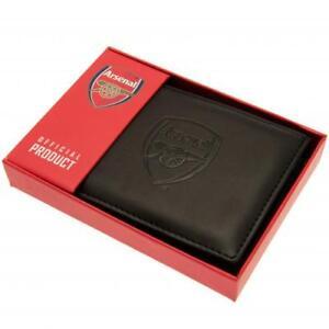 à Condition De Arsenal F.c. Portefeuille Gravé Official Merchandise
