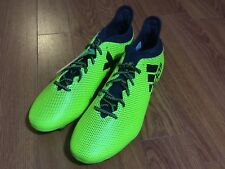 3c40cbc78 adidas X 17.3 FG Solar Yellow/Legend Ink Soccer Cleats Art S82366 Size 12