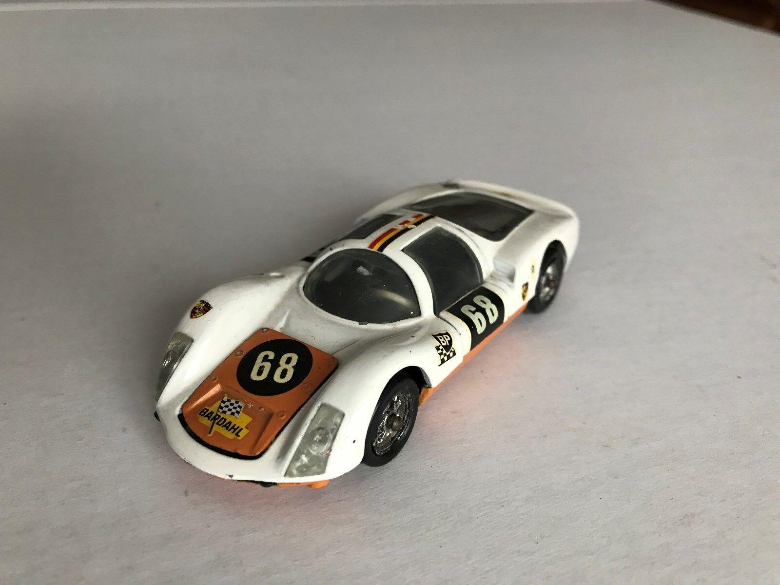 Vintage Mercury Porsche Carrera 6 1 43 Scale