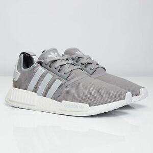 06f67b7cbd789 Adidas NMD R1 Charcoal Grey Mesh Size 13. S31503 yeezy ultra boost ...