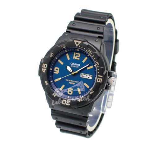 1 of 1 - -Casio MRW200H-2B3 Analog Watch Brand New & 100% Authentic