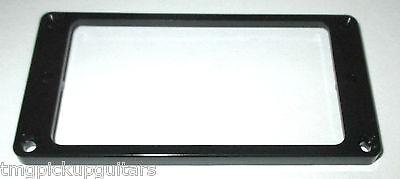 Pickup PU Tonabnehmer Rahmen flach creme gewölbte Decke 3,6 auf 5,5 mm