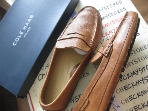 Cole Haan Grant Canoe Penny C12132  Tumbled Leather Driving Mocs CHOOSE SIZE COL