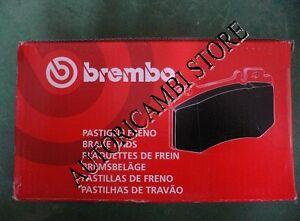 P61083 PASTIGLIE FRENO ANTERIORI CITROEN C4 PICASSO 1.6 HDI 80KW 109CV BREMBO