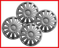 "15''  Hub caps Wheel trims for DACIA SANDERO  LOGAN MCV 4x15""  - silver"