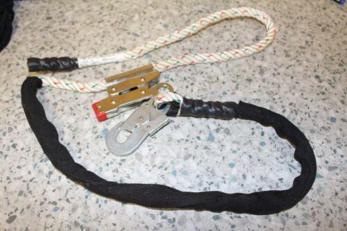 9,50€//m Halteseil Auffanggerät Mastsicherung Verbindung Skylotec S16 2 M gebr N5
